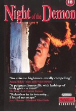 Night of the Demon (1980) afişi
