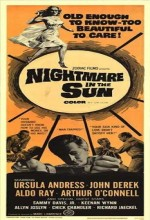 Nightmare in The Sun (1965) afişi