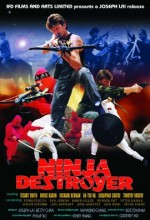 Ninja Destroyer (1986) afişi