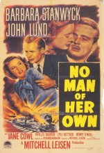 No Man of Her Own (I) (1950) afişi