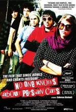 Kimsenin İran Kedilerinden Haberi Yok (2009) afişi