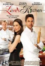 Aşk Mutfağı (2010) afişi