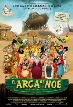 Noah's Ark: The New Beginning (2008) afişi
