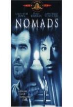 Nomads (1986) afişi