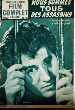 Nous Sommes Tous Des Assassins (1952) afişi