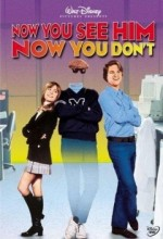 Now You See Him, Now You Don't (1972) afişi