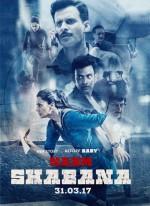 Naam Shabana (2017) afişi