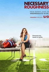 Necessary Roughness Sezon 1 (2011) afişi