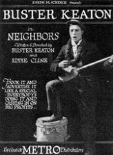 Neighbors(ıı) (1920) afişi