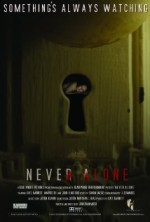 Never Alone (2013) afişi