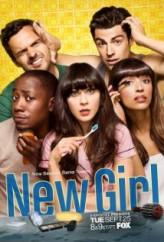 new girl sezon 2 (2012) afişi