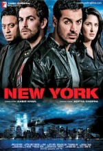New York (2009) afişi