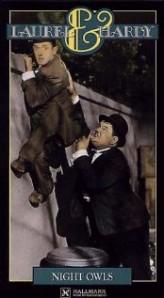 Night Owls (1930) afişi