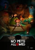 No se permiten mascotas
