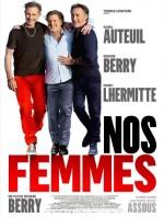 Nos femmes (2015) afişi