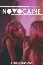 Novocaine (2015) afişi