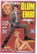 Ölüm Emri (1970) afişi