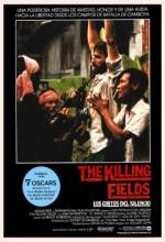 Ölüm Tarlaları (1984) afişi
