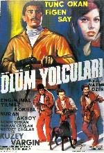 Ölüm Yolcuları (1966) afişi