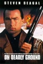 Ölümcül Topraklarda (1994) afişi