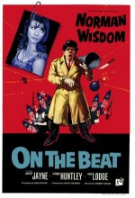 On The Beat (1962) afişi