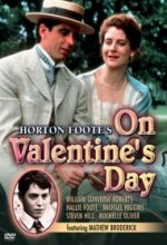 On Valentine's Day (1986) afişi