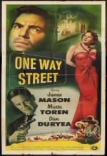 One Way Street (ı) (1950) afişi