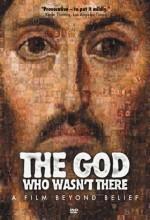 Orada Olmayan Tanrı (2005) afişi