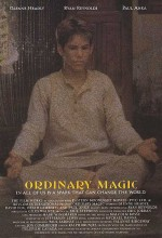 Ordinary Magic (1993) afişi