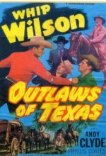 Outlaws Of Texas (1950) afişi