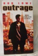 Outrage! (1998) afişi