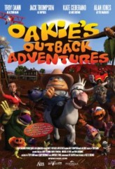 Oakie's Outback Adventures (2011) afişi