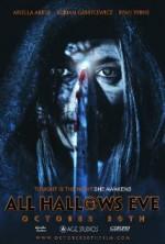 October 30th: All Hallows Eve (2015) afişi