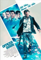 Officer Down (2013) afişi