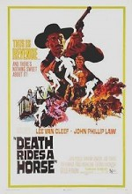Ölüm İz Sürer (1968) afişi