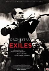 Orchestra Of Exiles (2012) afişi