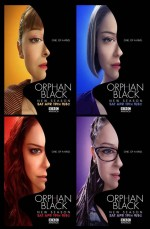 Orphan Black Sezon 2 (2014) afişi