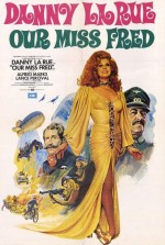 Our Miss Fred (1972) afişi