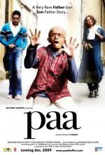 Paa (2009) afişi