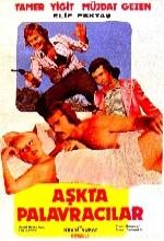 Palavracılar (1974) afişi