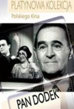 Pan Dodek (1971) afişi