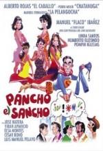 Pancho El Sancho (1988) afişi