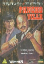 Pancho Villa  (l) (1972) afişi
