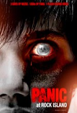 Panic At Rock Island (2011) afişi