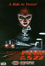 Panic On The 5:22 (1974) afişi