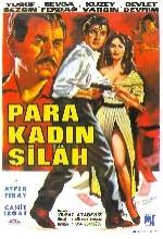 Para Kadın Ve Silah (1966) afişi