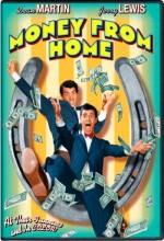 Paradan Ev (1953) afişi