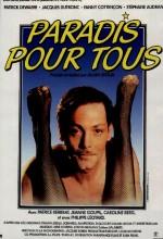 Paradis pour tous (1982) afişi