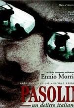 Pasolini, Un Delitto Italiano (1995) afişi