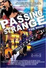 Passing Strange (2009) afişi